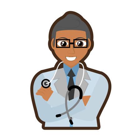 doctor stethoscope hospital staff
