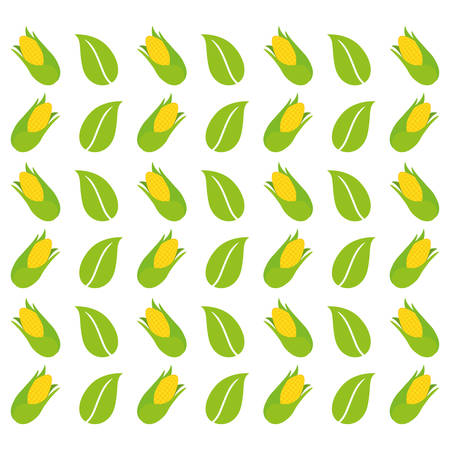 Fresh and healthy vegetable icon vector illustration graphic design Illustration