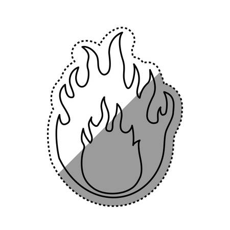 danger and warning sign icon vector illustration graphic design Illustration