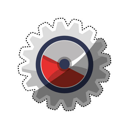 dvd rom: Software cd computer icon vector illustration graphic design