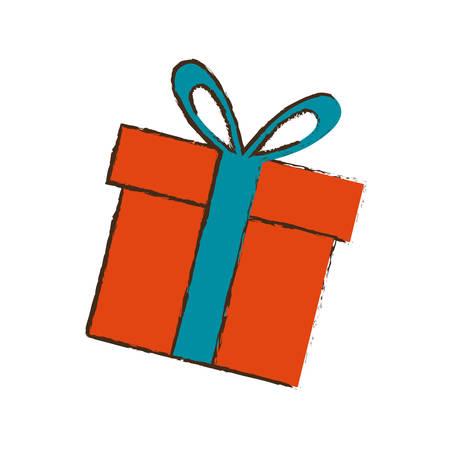 선물 상자 선물 가게 이미지 벡터 일러스트 레이션 eps 10 일러스트