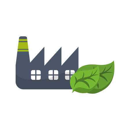 Environment and industrial energy vector icon symbols
