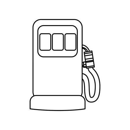 oil and gas industry: Environment and industrial energy vector,illustration, icon symbols