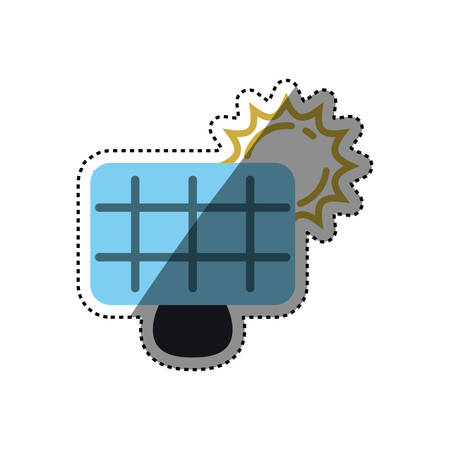 generating: Environment and industrial energy vector,illustration, icon symbols