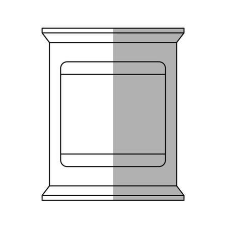 bag of soil: soil bag icon over white background. vector illustration Illustration