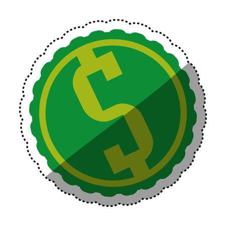 money symbol dollar vector icon illustration graphic design