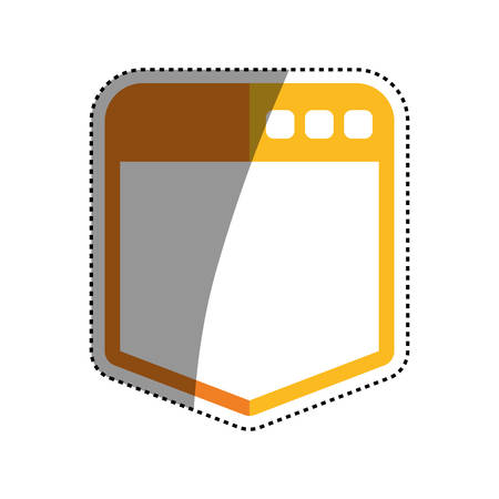 icons site search: Browser web interface icon vector illustration graphic design Illustration