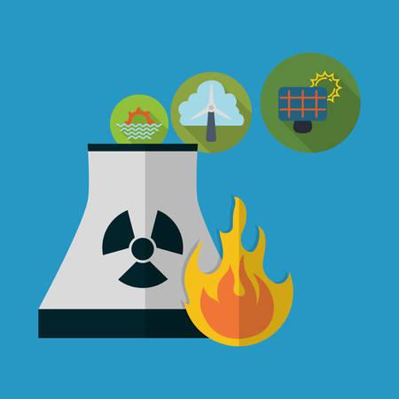 environment ecological natural concept vector illustration eps 10