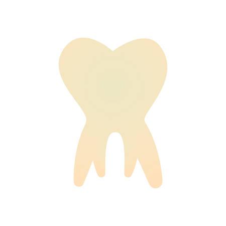 comunicacion oral: Medical dental care icon vector illustration graphic design