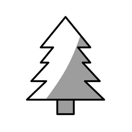 Ombre naturelle de pique-nique en pin