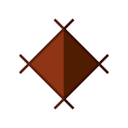 Geometric shape symbol icon vector illustration graphic design Illustration