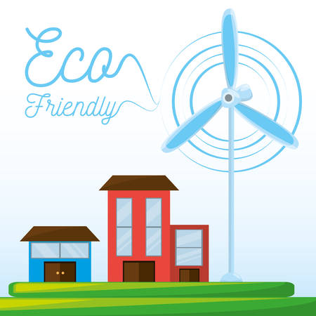 environment protection save the planet, vector illustration