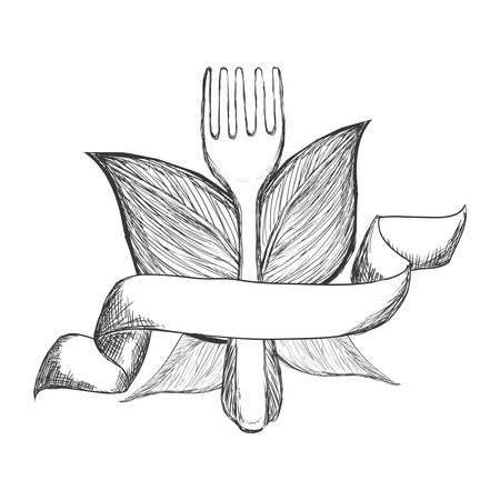 turismo ecologico: Hojas icono de ecología icono ilustración vectorial diseño gráfico Vectores