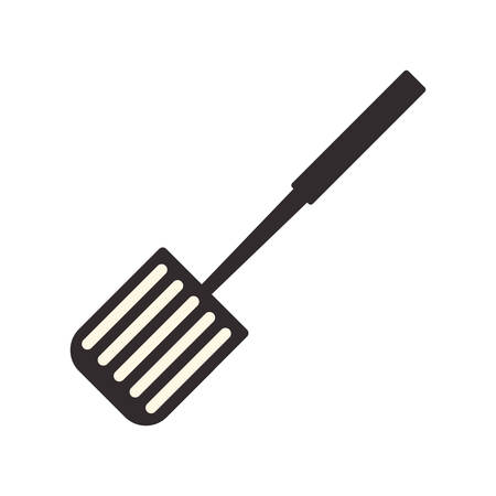 spatula kitchenware tool vector icon illustration graphic design Фото со стока - 78577226