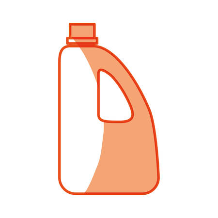 unmarked: bottle plastic object vector icon illustration graphic design
