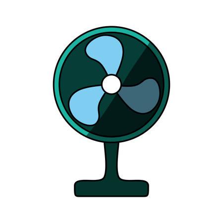 Floor Fan symbol icon vector illustration graphic design