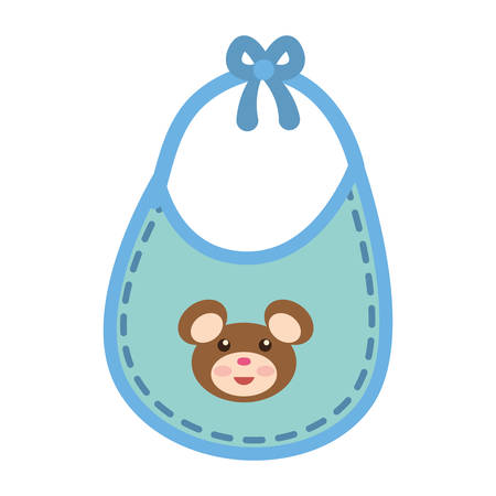 baby: Baby cute clothing icon vector illustration graphic design