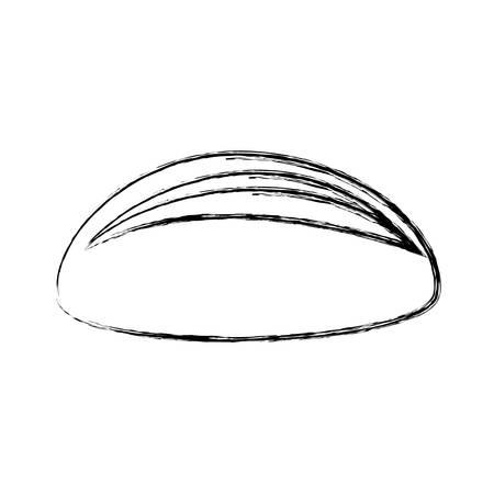 prepare: Delicious and fresh bread icon vector illustration graphic design