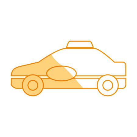 Taxi cab service icon vector illustration graphic design