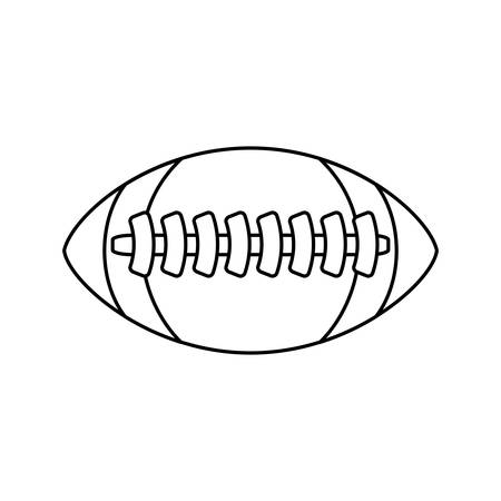 bleachers: Isolated american football icon vector illustration graphic design
