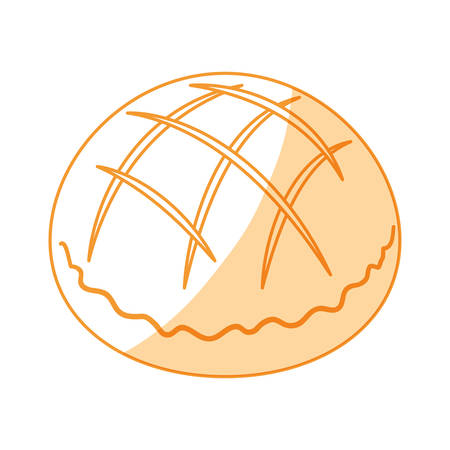 prepare: Fresh and delicious bread icon vector illustration graphic design