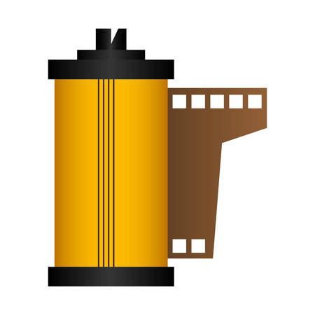 len: Royo for old camera icon vector illustration graphic design