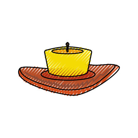 isolated candles cartoon icon vector illustration graphic design