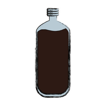 Delicious cola soda icon vector illustration graphic design