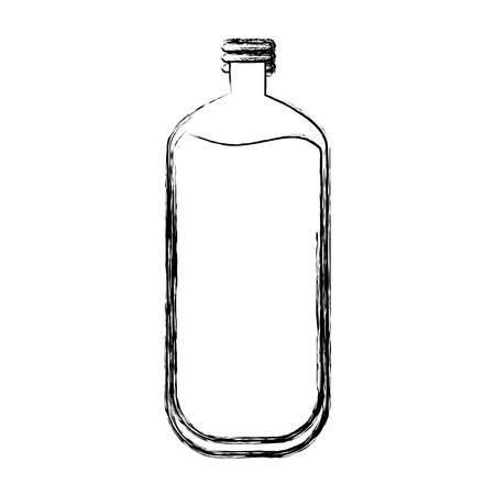 carbonated beverage: Delicious soda icon vector illustration graphic design Illustration