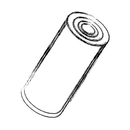 bathe: Bath towel symbol icon vector  illustration design