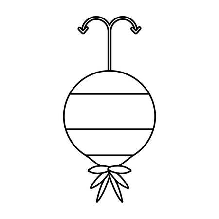 fishhook: Fishing hook isolated icon vector illustration graphic design Illustration