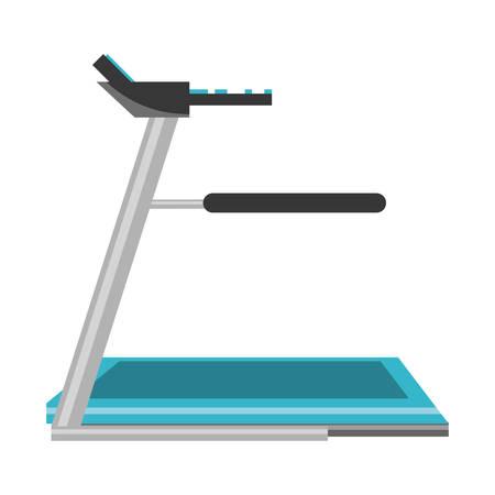 Walker gym equipment icon vector illustration graphic design
