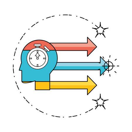 programming code: technology data process to teamwork development vector illustration