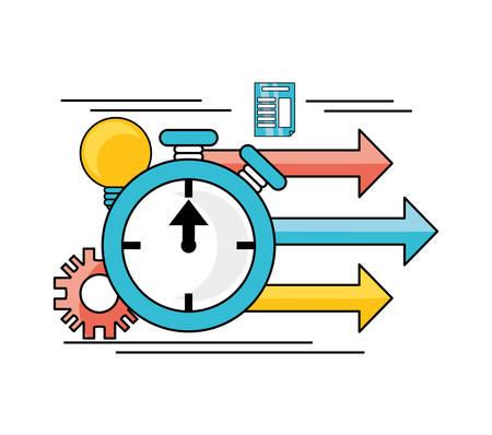 programming code: development process and social teamwork data vector illustration
