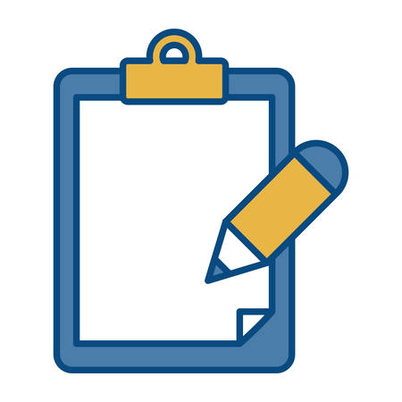 Report table icon vector illustration