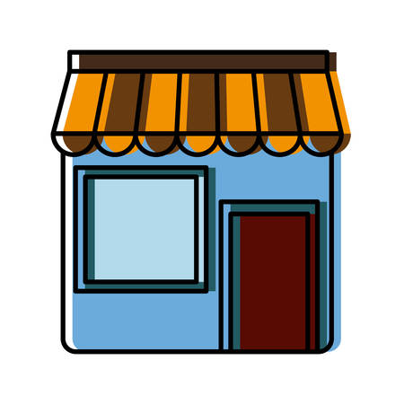 Store icon illustration Vectores