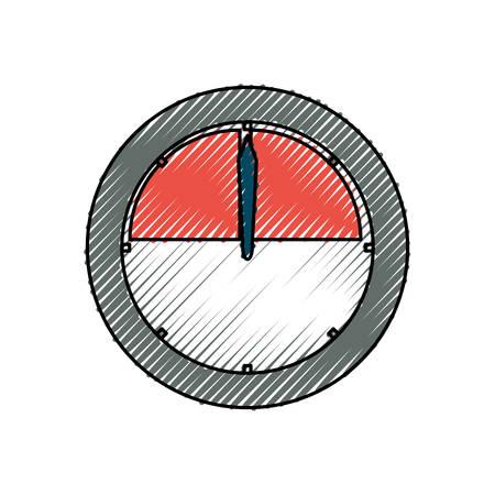 dashboard: Key performance indicator symbol icon vector illustration graphic design