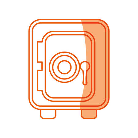 Strongbox isolated symbol icon vector illustration graphic design