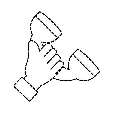 receiver: Phone icon Illustration