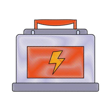 Autobatteriesymbol.
