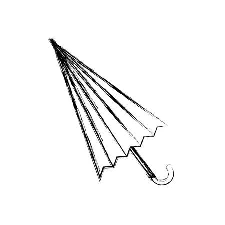 closed umbrella icon