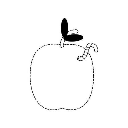 apple fruit icon image