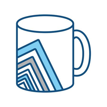 mug  vector illustration Illustration