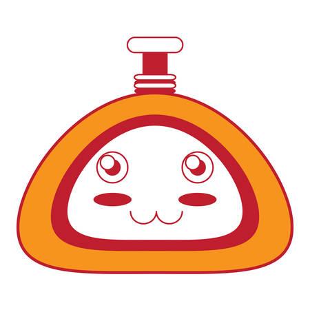 kawaii cleaning utensils design Stock Vector - 93126383