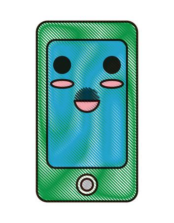 Kawaii smartphone device