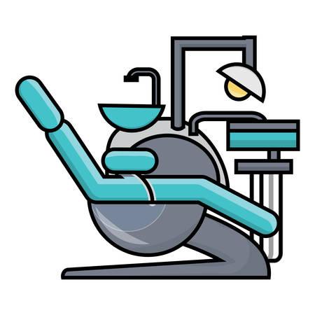 unidad dental imagen icono