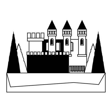 Medieval citadel icon image