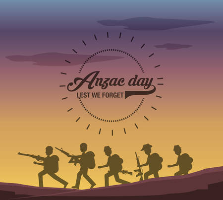 澳纽军团日设计