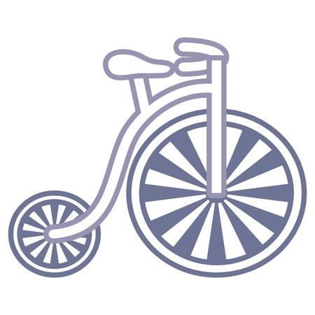Monocycle icon image Illustration