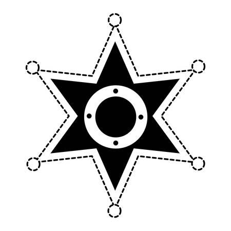 sheriff star icon image